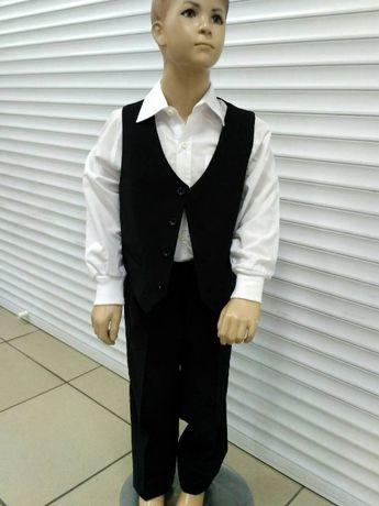 Жилет + штани брюки класичні розмір 86-146