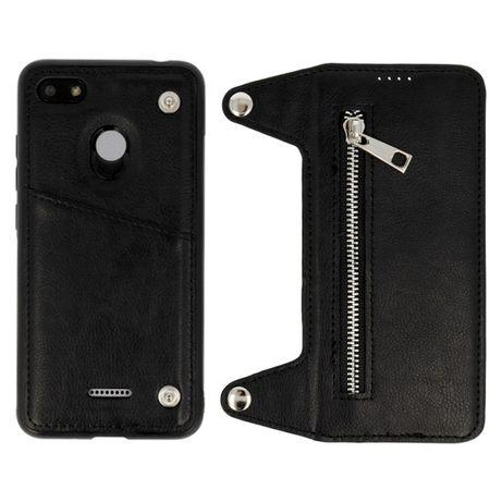 Etui Telone - Business ZIP Xiaomi Pocophone F1 Czarny