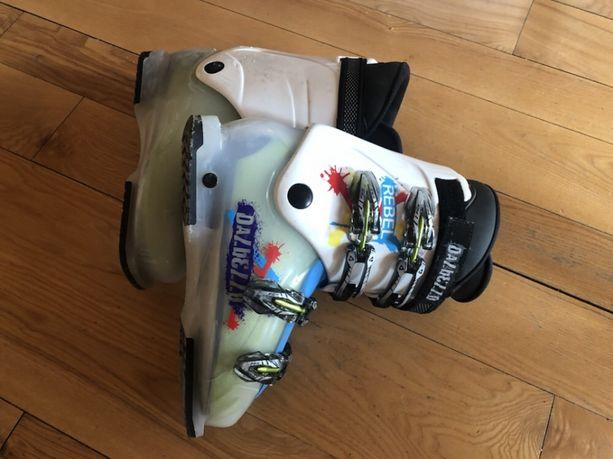 Buty narciarskie DALBELLO REBEL
