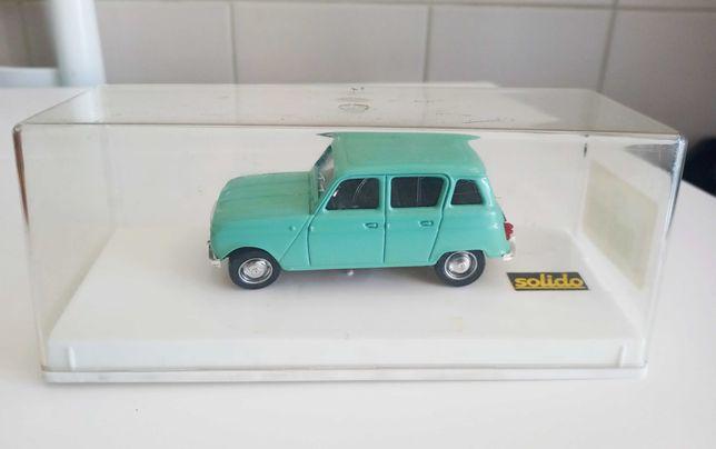 Renault 4 L Sólido 1/43  (Vendo ou Troco)