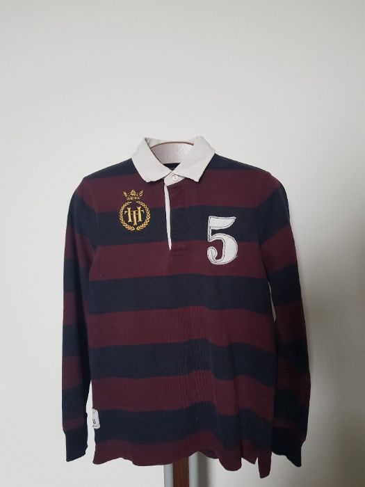 longsleeve rugby polo tommy hilfiger Lublin - image 1