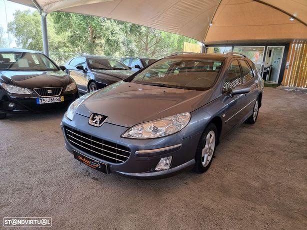 Peugeot 407 SW 1.6 HDi Premium