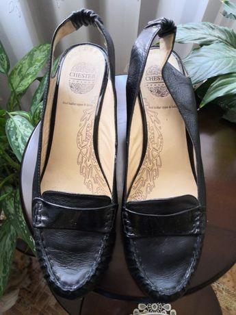 Нарядные туфли-босоножки Честер 39