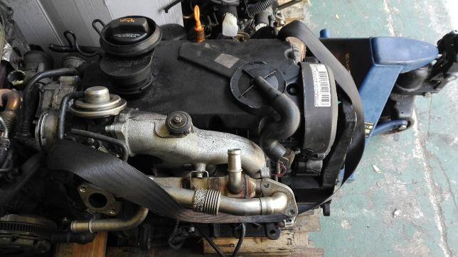 VW SHARAN Alhambra Galaxy 01- LIFT 1.9tdi silnik Skrzynia TURBO łosi