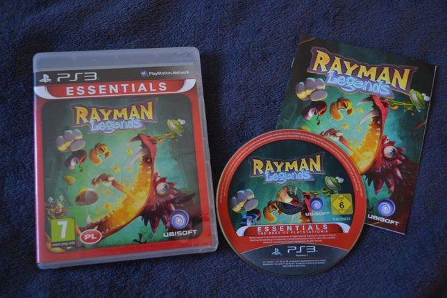 Gra Rayman LEGENDS Playstation PS3 PL polska