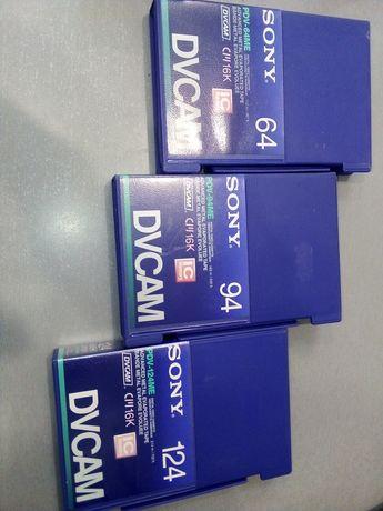 Dvcam, Betacam кассеты