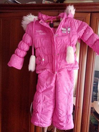 Детский зимний кастюм