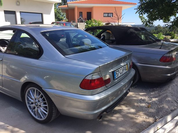 Bmw e46 coupe pack m