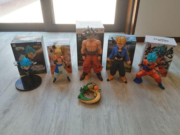 Figuras Dragon Ball Originais