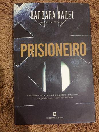 """Livro: """"Prisioneiro"""""""