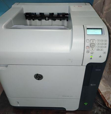HP LaserJet 600 M602 DN - принтер лазерний, з дуплексом, двохсторонній