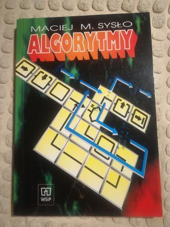 Książka algorytmy WSiP
