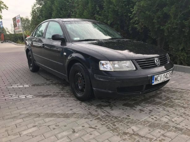 VW Passat b5 1.9 tdi 110km
