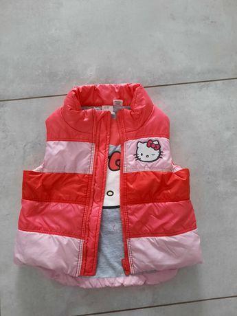 Kamizelka Hello Kitty roz.80