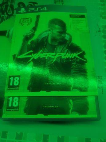 Gra na ps4 cyberpunk 2077