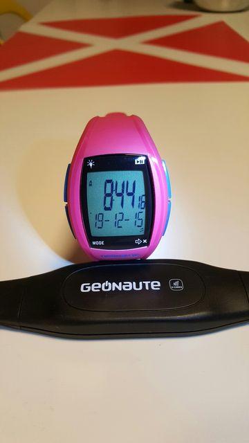 Casio Pulsometr zegarek GEONAUTE Decathlon licznik kalorii stoper