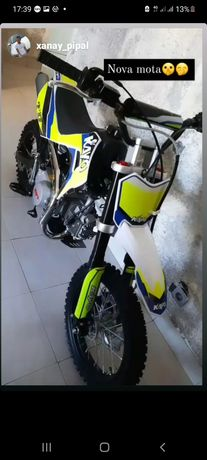 Pit bike 125cc kayo