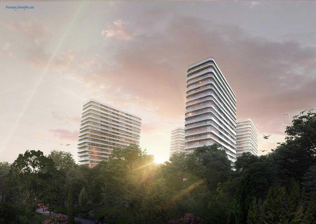 Кандинский жилой комплекс, квартира 46,8 кв.м