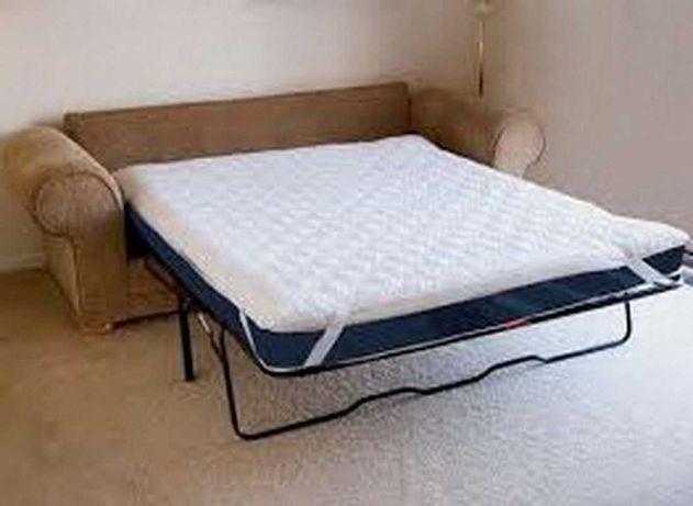 Тонкий матрас - топер до 7см для дивана