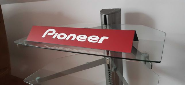 Pioneer logo nadstawka -oryginał