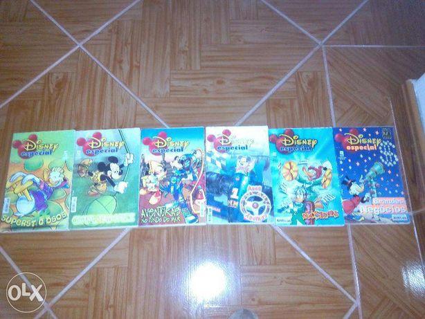 Disney Especial banda desenhada