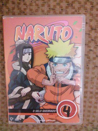 Naruto COMO NOVO