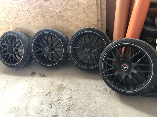 Kola mercedes AMG cal45 a45 5x112 5x120