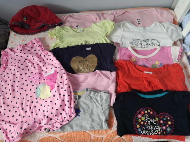 Rezerwacja Ubranka dla dziewczynki