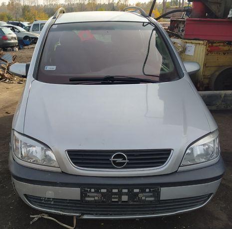 Opel Zafira A 2002r 2.2 DTI 2002r Wszystkie Części Z157 Hak
