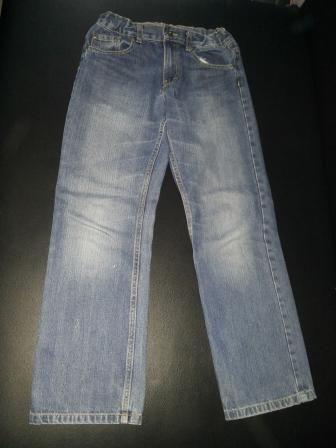 Reporter young - spodnie jeansowe -r. 152