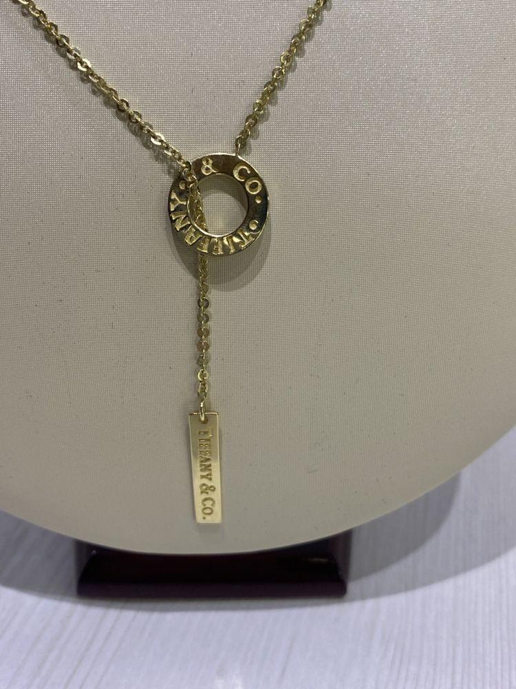 **Nowy złoty łańcuszek p.585 -6,31 gram -Lombard Stówka**