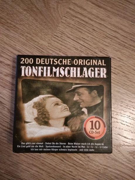 Сборник CD дисков немецких шлягеров