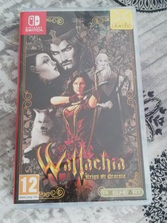 Wallachia reign of Dracula -  sucessor dos castlevania-Nintendo switch