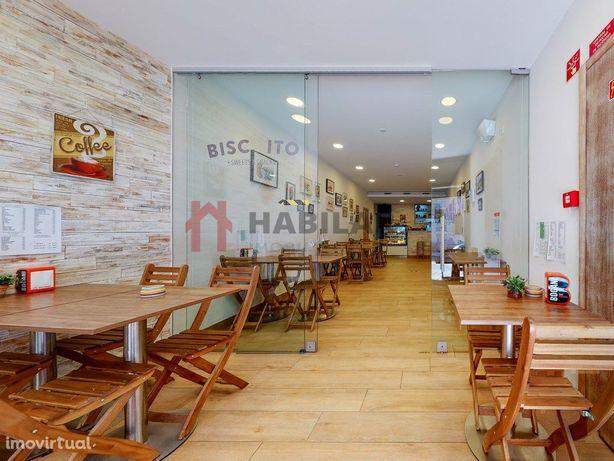 Restaurante, café, snack-bar novo para exploração - Baixa...