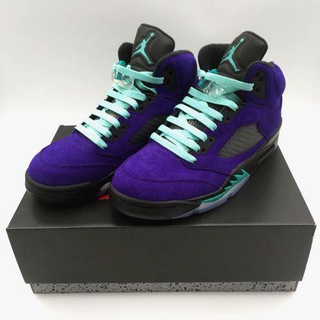 "Air Jordan 5 Retro ""Alternate Grape"" ( Nike )"