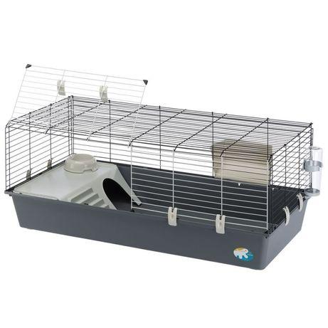 Klatka Ferplast Rabbit 120 cm minimalna wielkość dla królika