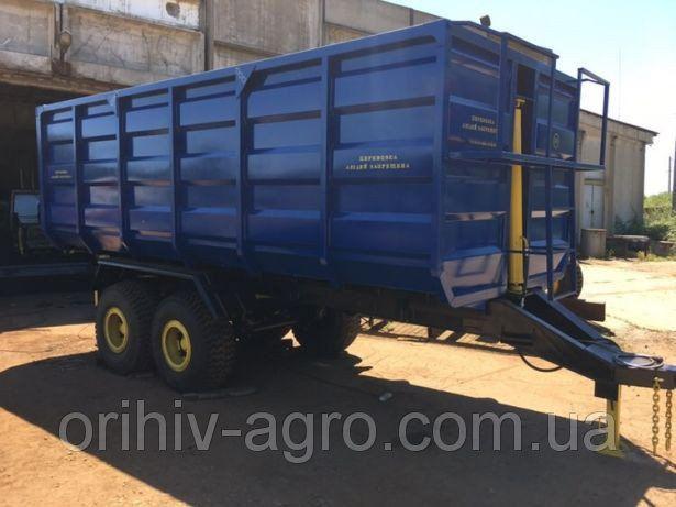Прицеп тракторный 2ПТС-9 (3ПТС-12, 2ПТС-16, НТС-20) зерновоз