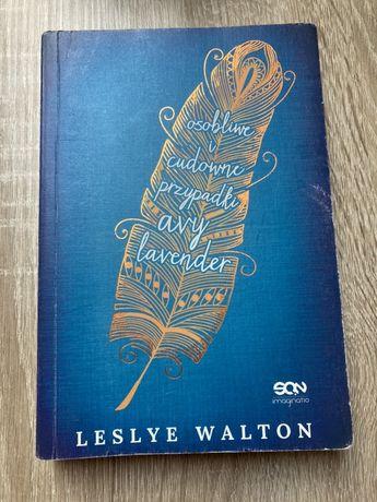 Osobliwe i cudowne przypadki Avy Lavender Leslye Walton