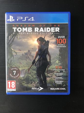 Shadow of the Tomb Raider - Definitive Edition PS4