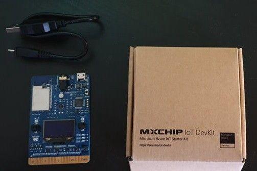 MXChip IoT DevKit