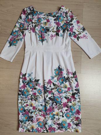 Elegancka sukienka ciążowa 36 Happymum