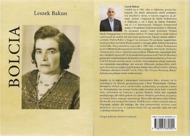 BOLCIA - niesamowita biografia mojej mamy od roku 1923 do roku 2001.