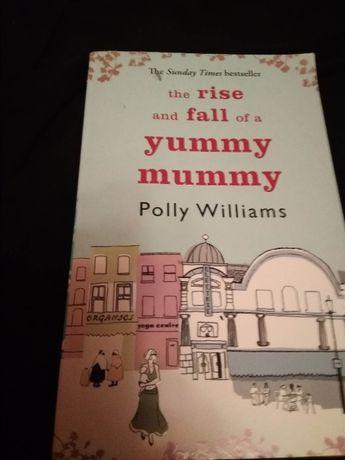книга на английском языке yummy mummy polly williams Полли Уильямс