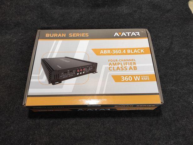 Avatar ABR - 240.4, 360.4, 460.4 Black. Бесплатна доставка от 1000 грн