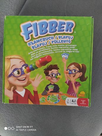Gra Fibber-Kłamczuch.