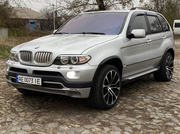 BMW Х 5 е 53 хорохий X