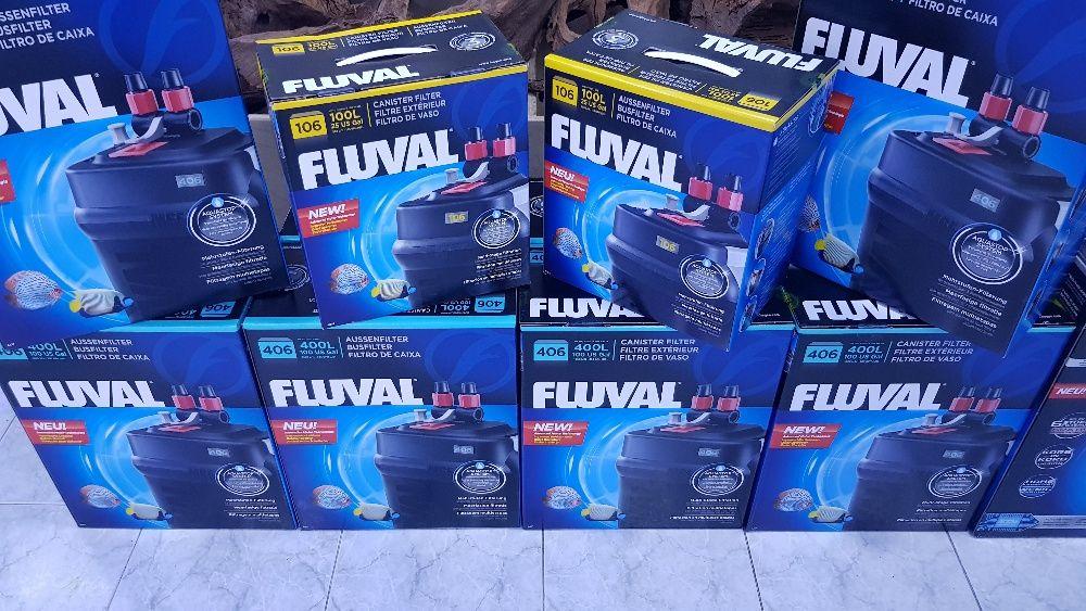 Filtro para aquario Fluval novo 106