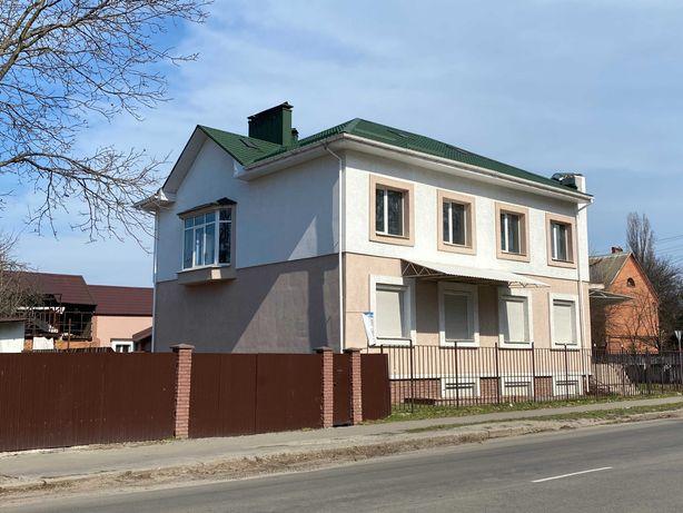 Продажа нового отдельно стоящего 3-х этажного дома для ведения бизнеса