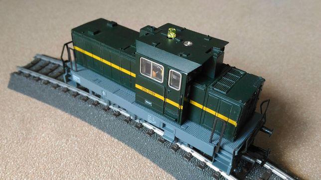Железная дорога локомотив DHG Цифра Marklin 255-2102 H0, 16,5мм,1:87