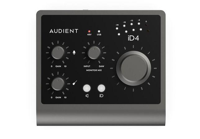 Interface USB Audient iD4 MKII